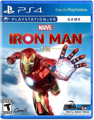 Marvel's Iron Man VR (PS4) - PlayStation 4