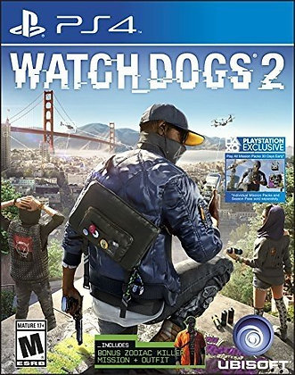Watch Dogs 2 (PS4) - PlayStation 4