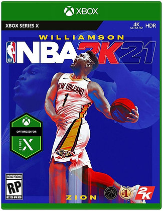 NBA 2K21 (XBX) - Xbox Series X
