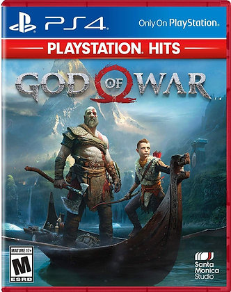 God of War Hits (PS4) - PlayStation 4