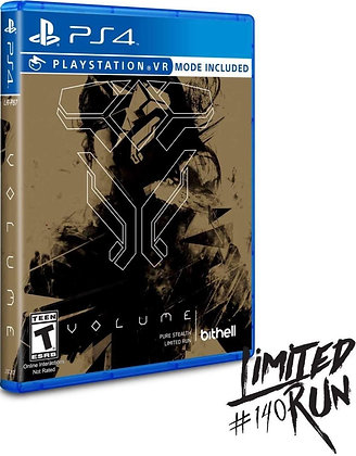 Volume - PlayStation 4