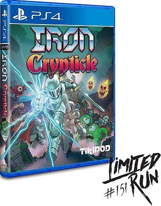 Iron Crypticle - PlayStation 4
