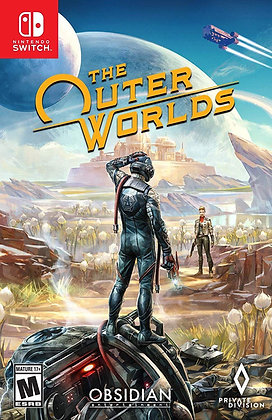The Outer Worlds (NSW) - Nintendo Switch