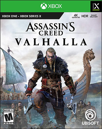 Assassin's Creed Valhalla (XB1) (XBX) - Xbox One Standard Edition