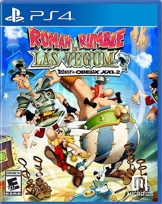 Roman Rumble In Las Vegum: Asterix & Obelix Xxl 2 - PlayStation 4