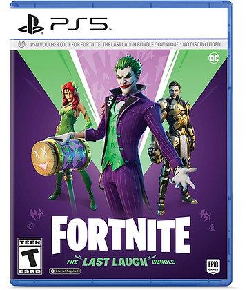 Fortnite: The Last Laugh Bundle (PS5) - PlayStation 5