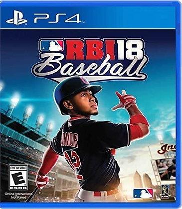 RBI 18 Baseball - PlayStation 4