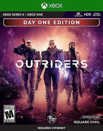Outriders (XBX) (XB1) - Outriders - Xbox One