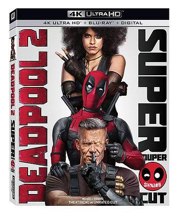 Deadpool 2 [Blu-ray] (2018) 4K Bluray