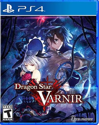 Dragon Star Varnir - PlayStation 4