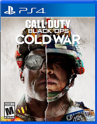 Call of Duty: Black Ops Cold War (PS4) - PlayStation 4