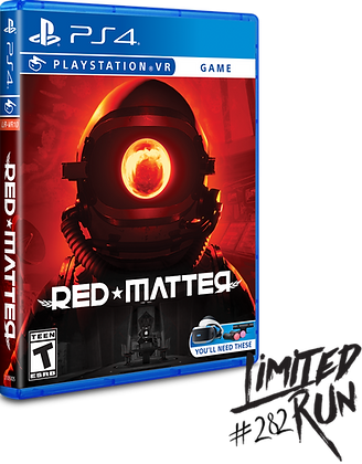Red Matter - PlayStation 4