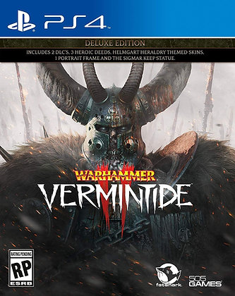 Warhammer: Vermintide 2 Deluxe Edition PS4 - PlayStation 4