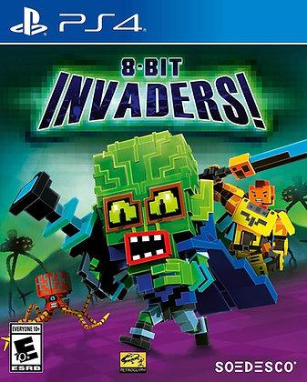 8-Bit Invaders - PlayStation 4