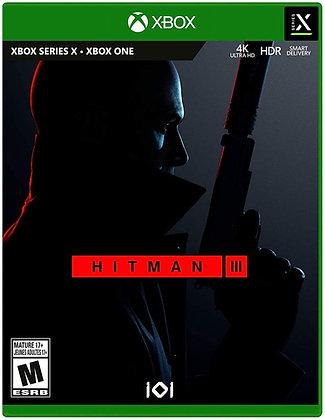 Hitman 3 Standard Edition  (XBX) (XB1) - Xbox Series X Xbox One