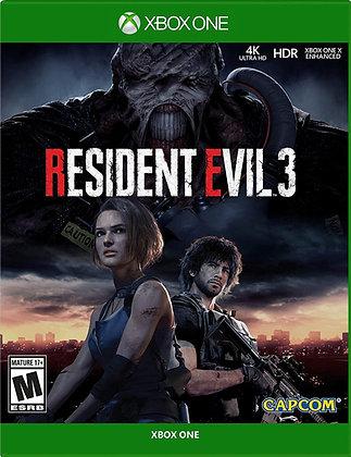 Resident Evil 3 (XB1) - Xbox One