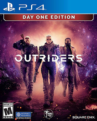 Outriders (PS4) - PlayStation 4