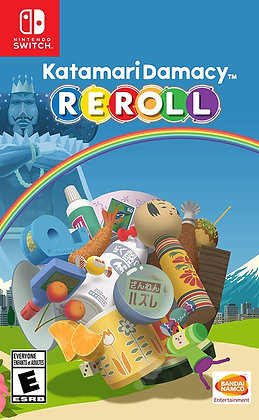 Katamari Damacy Reroll (NSW) - Nintendo Switch