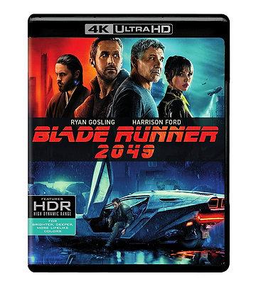 Blade Runner 2049 4K+Bluray+Digital