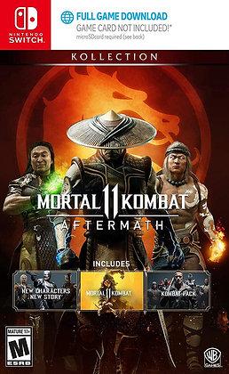 Mortal Kombat 11: Aftermath Kollection (NSW) - Nintendo Switch