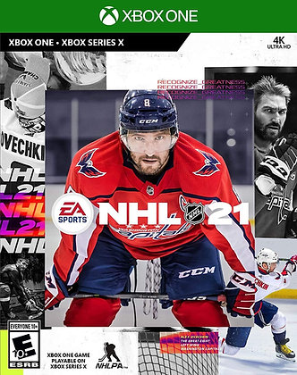 NHL 21 (XB1) - Xbox One