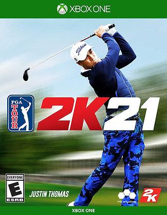 PGA TOUR 2K21 (XB1) - Xbox One