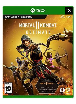 Mortal Kombat 11 Ultimate Edition (XBX) - Xbox Series X
