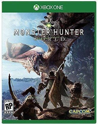 Monster Hunter World (XB1) - Xbox One