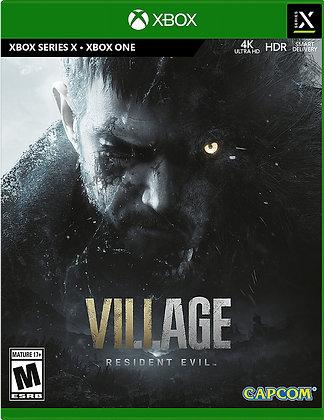 Resident Evil Village (XBX) (XB1) - Xbox Series X Xbox One