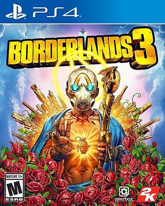 Borderlands 3 (PS4) (PS5) - PlayStation 4