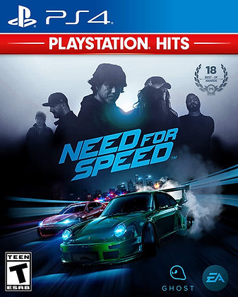 Need for Speed (PS4) - PlayStation 4