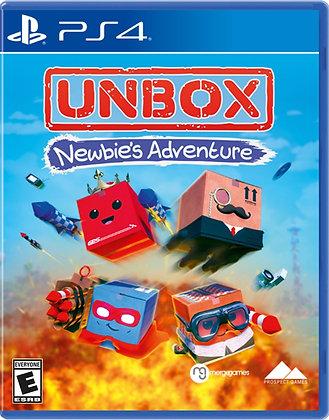 Unbox Newbies Adventure - PlayStation 4