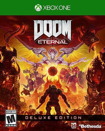 DOOM Eternal: Deluxe edition (XB1) - Xbox One