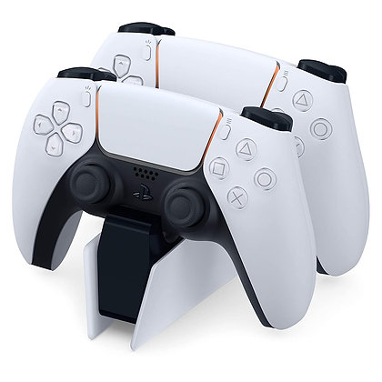 Sony - PlayStation 5 - DualSense Charging Station (PS5) - White