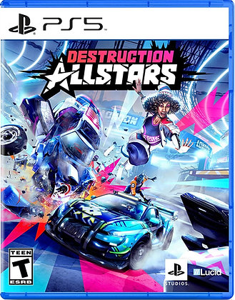 Destruction AllStars (PS5) – PlayStation 5