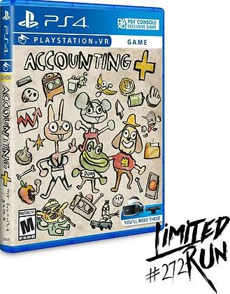 Accounting+ - PlayStation 4