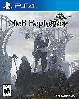 Nier Replicant Ver.1.22474487139...  (PS4) - PlayStation 4