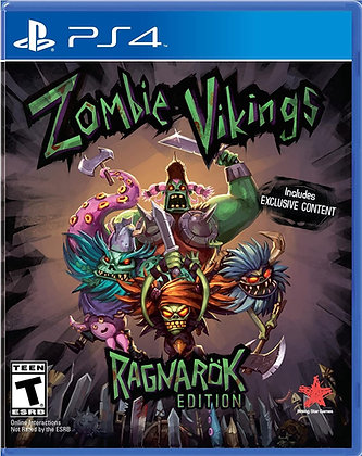 Zombie Vikings - PlayStation 4