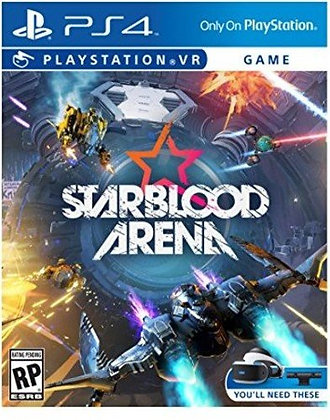 StarBlood Arena - PlayStation 4