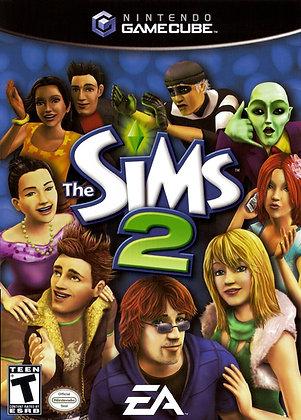 Sims 2 (Cube) - Gamecube