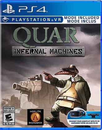 Quar Infernal Machines - PlayStation 4