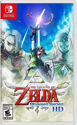 The Legend of Zelda: Skyward Sword HD (NSW) - Nintendo Switch