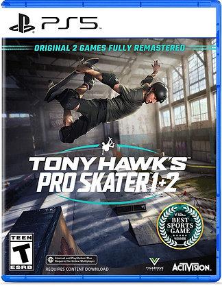 Tony Hawk Pro Skater 1+2 (PS5) - PlayStation 5