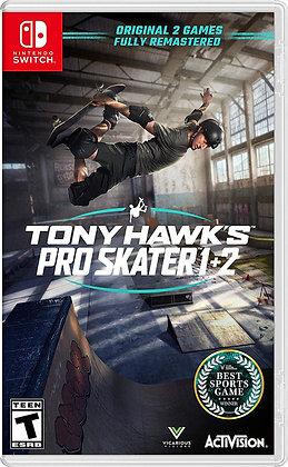 Tony Hawk Pro Skater 1+2 (NSW) - Nintendo Switch
