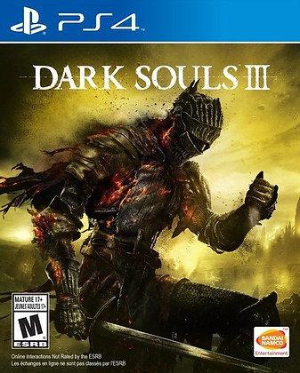 Dark Souls III - PlayStation 4