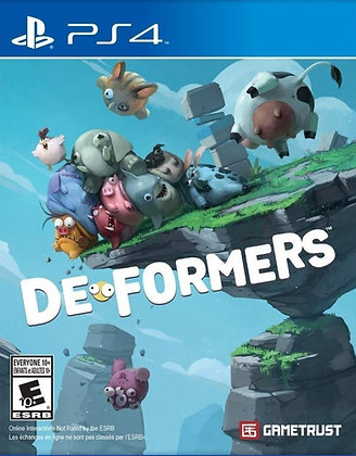 DEFORMERS - PlayStation 4