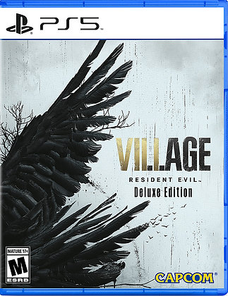 Resident Evil Village Deluxe Edition (PS5) - PlayStation 5