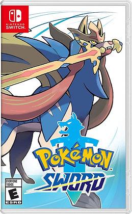Pokemon Sword (NSW) - Nintendo Switch