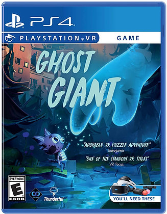 Ghost Giant - PlayStation 4