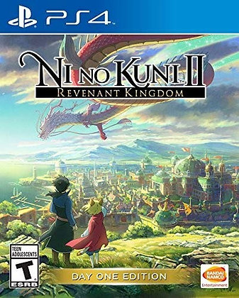 Ni no Kuni II: Revenant Kingdom - Day One Edition - PlayStation 4